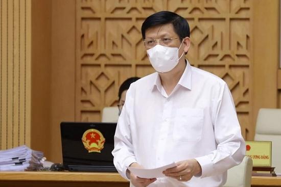 Bộ trưởng Bộ Y tế: Ngành Y quyết tâm chiến thắng đại dịch Covid-19