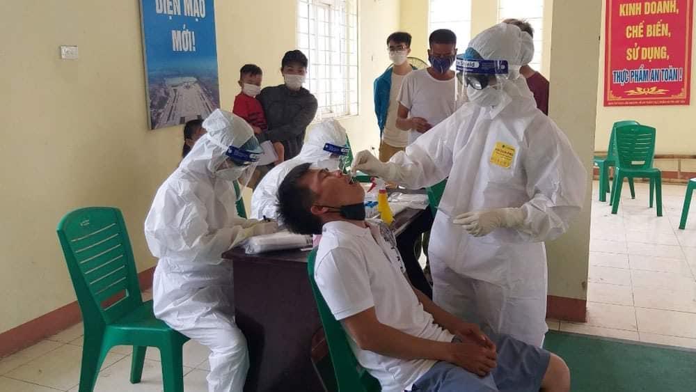Thêm 54 mắc Covid-19 trong nước, riêng Bắc Ninh 24 ca