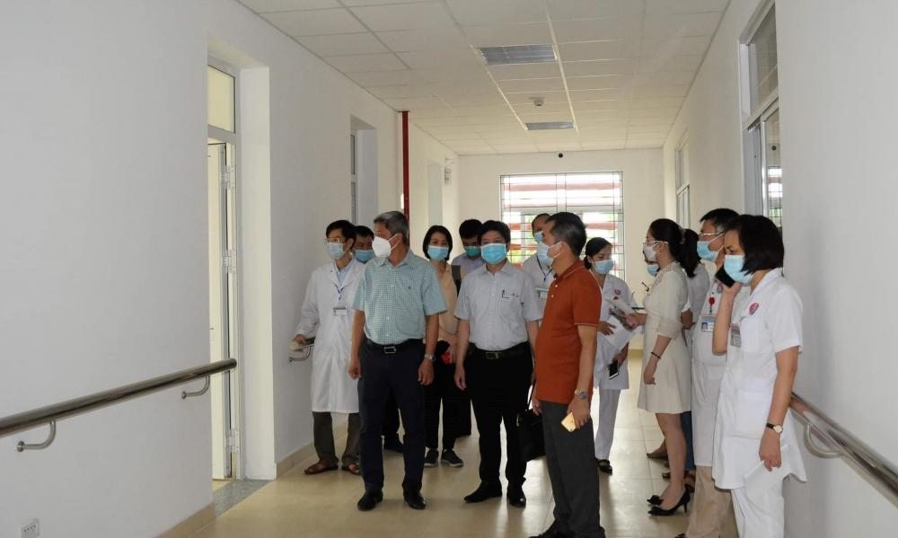 Bắc Giang khẩn trương triển khai nhiều biện pháp kiểm soát dịch Covid-19