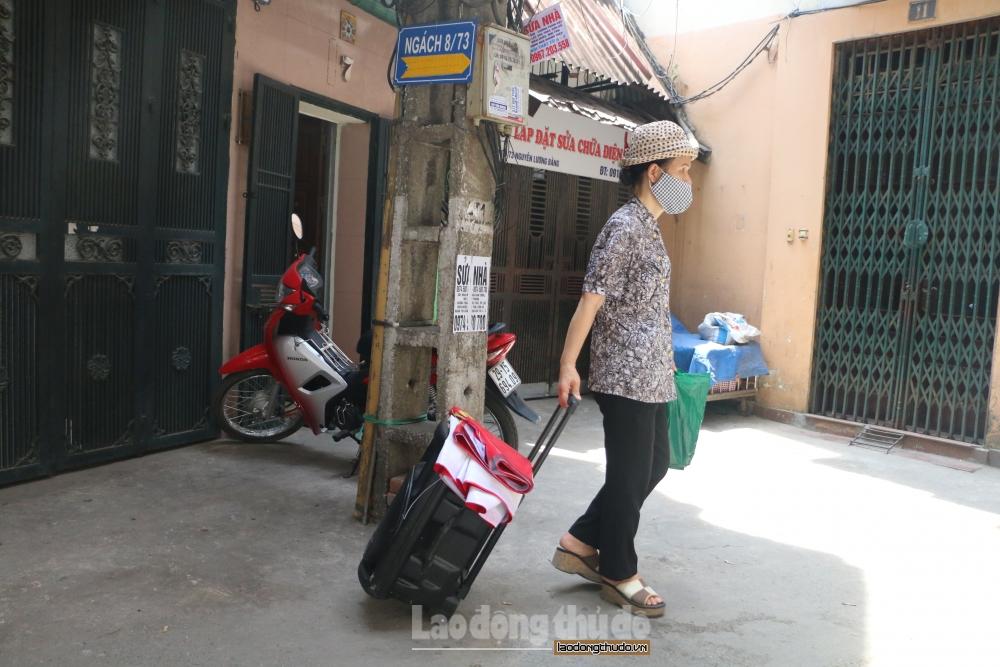 Hà Nội: Gấp rút hoàn thiện những công việc cuối cùng chuẩn bị cho Ngày bầu cử