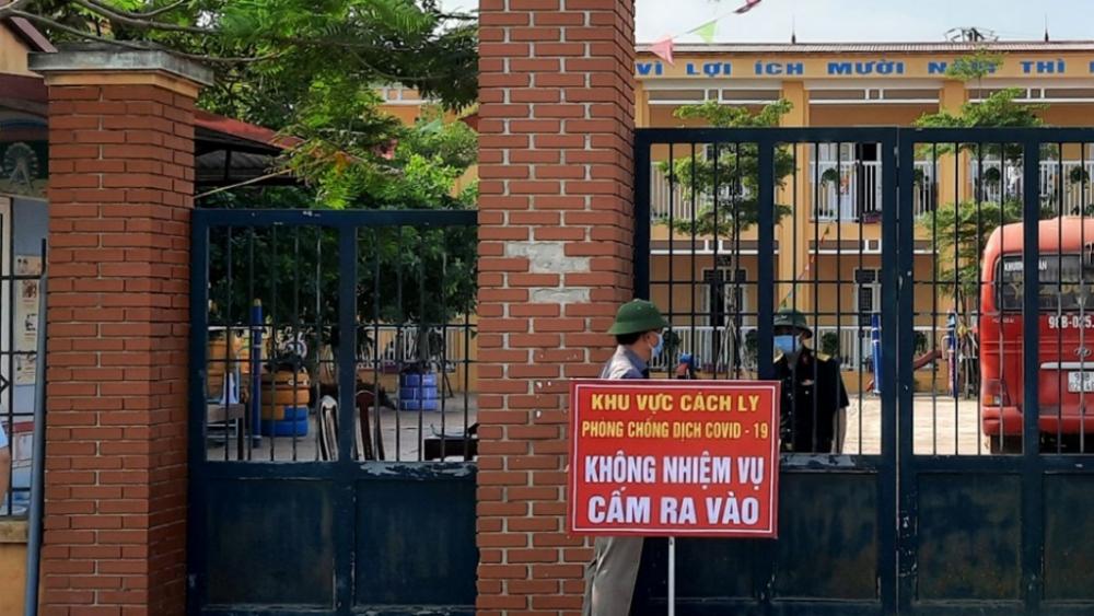 Bắc Giang chấn chỉnh quản lý, phòng chống dịch Covid-19 trong các khu cách ly tập trung