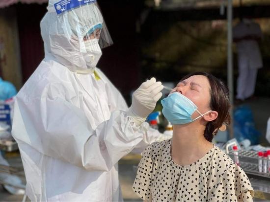 Thêm 4 trường hợp dương tính với SARS-CoV-2 liên quan chùm ca bệnh Đông Anh