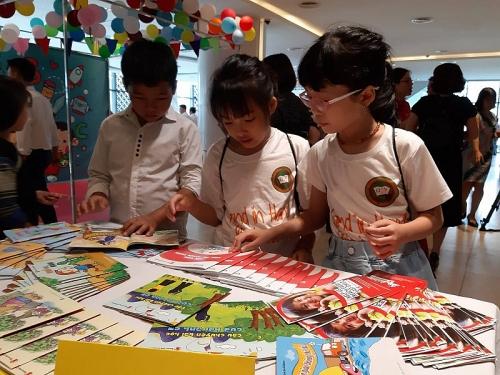 Xây dựng thói quen đọc sách cho trẻ em