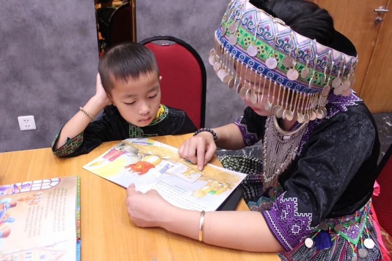 Nâng cao khả năng sẵn sàng đi học của trẻ em dân tộc thiểu số