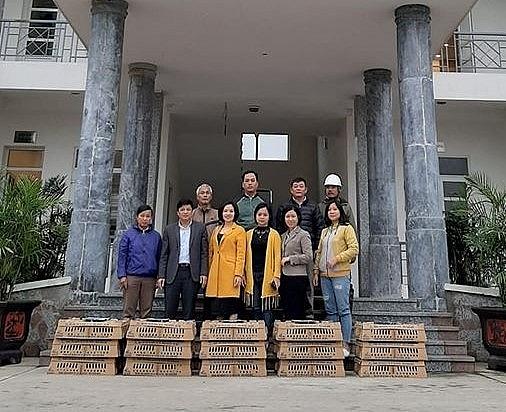 Liên đoàn Lao động huyện Phú Xuyên: Nhiều hoạt động công đoàn hướng về cơ sở