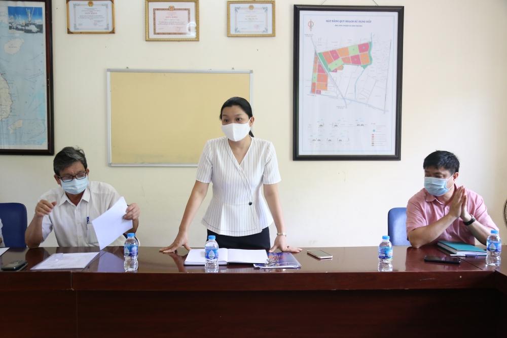 Thường Tín: Kiểm tra công tác phòng, chống dịch Covid-19 tại các cụm công nghiệp, doanh nghiệp và làng nghề