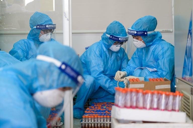 Sáng 12/6: Thêm 68 ca mắc, Việt Nam vượt mốc 10.000 bệnh nhân Covid-19