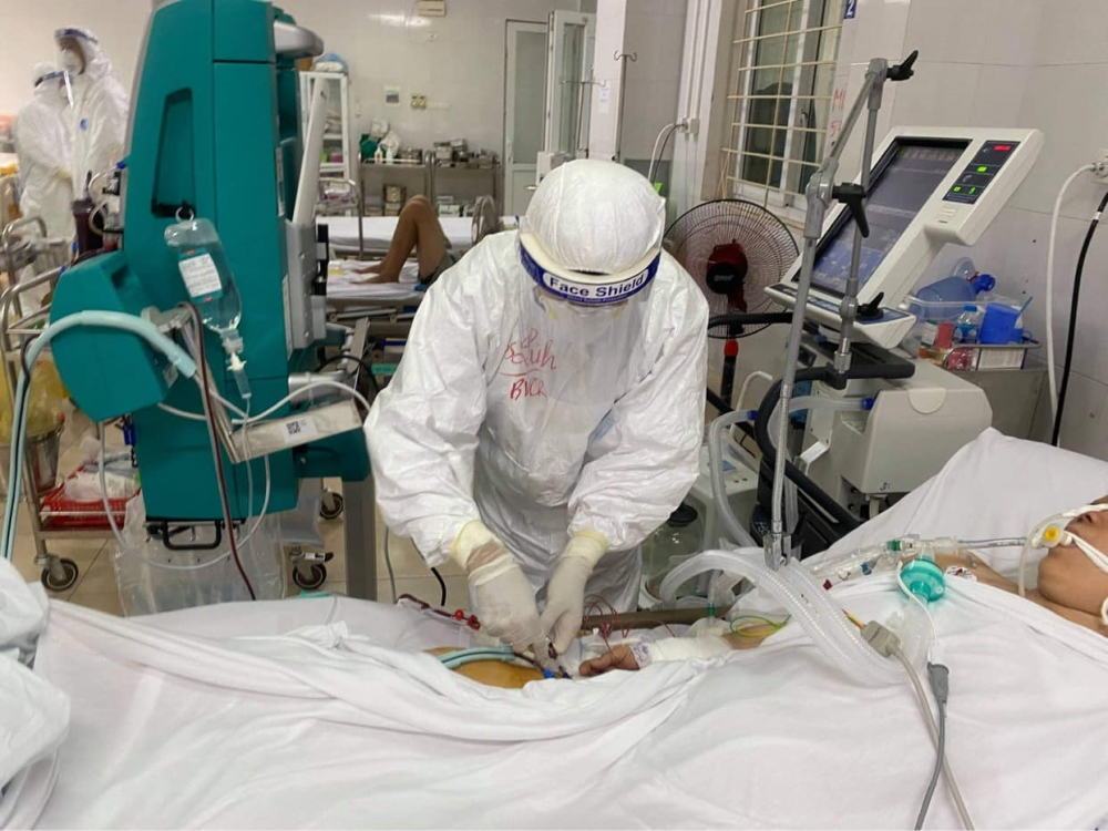 Thêm hai ca tử vong liên quan đến Covid-19, có bệnh nền nặng