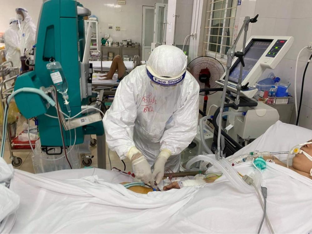 Ca tử vong thứ 67 liên quan đến Covid-19 là bệnh nhân nam ở thành phố Hồ Chí Minh