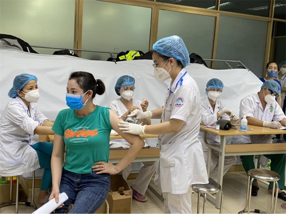 Việt Nam triển khai chiến dịch tiêm chủng lớn nhất trong lịch sử