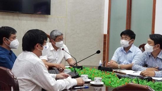 Bộ Y tế tập huấn cho 20 tỉnh, thành chống dịch Covid-19 xâm nhập khu công nghiệp