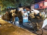 Hà Nội: Rác thải lại ùn ứ gây ô nhiễm môi trường