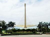 Biểu tượng của khát vọng hòa bình ở Thủ đô