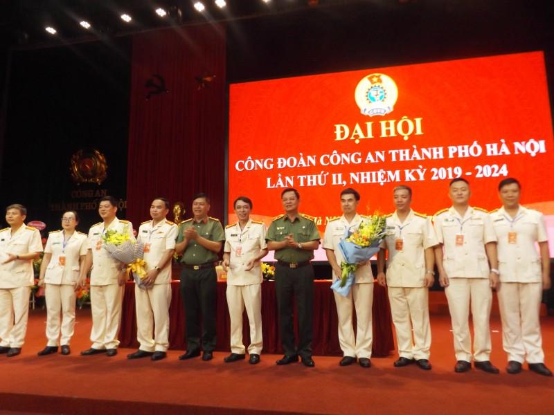Đại hội Công đoàn Công an Thành phố Hà Nội lần thứ II, nhiệm kỳ 2019 -2024