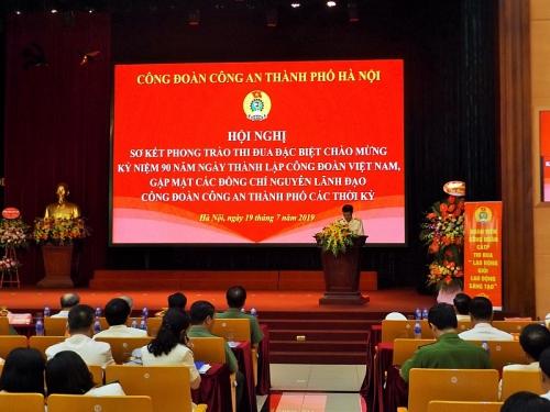 Nhiều hoạt động ý nghĩa kỷ niệm 90 năm thành lập Công đoàn Việt Nam