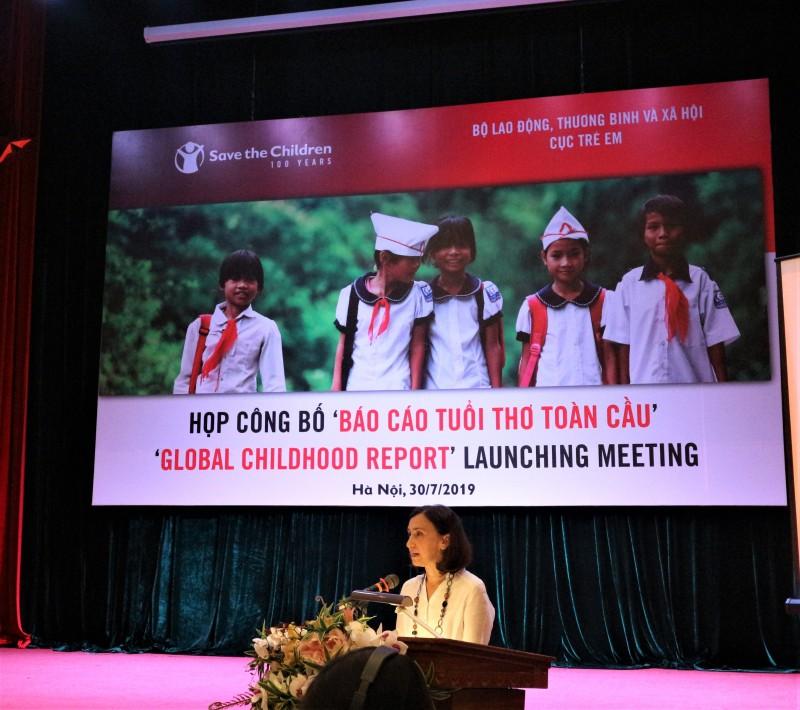 Trẻ em Việt đang có tuổi thơ tốt đẹp hơn thế hệ 20 năm trước