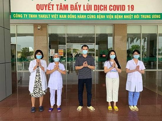 Thêm 3 bệnh nhân được chữa khỏi Covid-19, Việt Nam có 356 ca khỏi