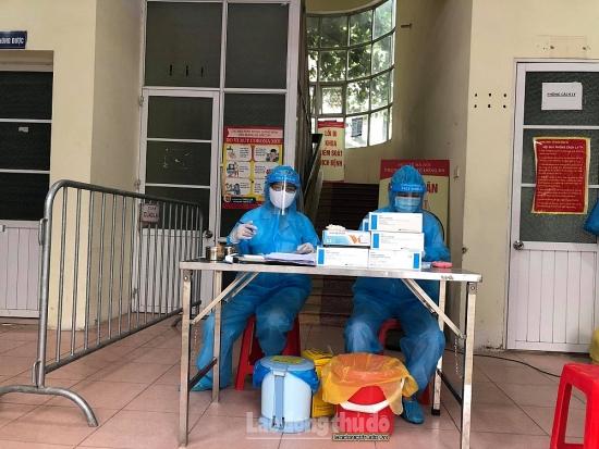 Thêm 3 ca nhiễm Covid-19, trong đó 2 người ở Quảng Nam