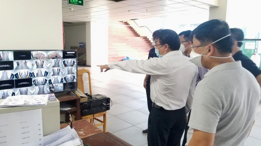 Đề xuất phương án chống lây nhiễm chéo trong khu cách ly tập trung tại thành phố Hồ Chí Minh