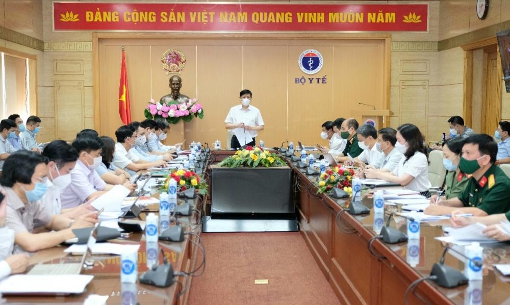 Dự kiến sẽ có 8 triệu liều vắc xin Covid-19 về Việt Nam trong tháng 7/2021