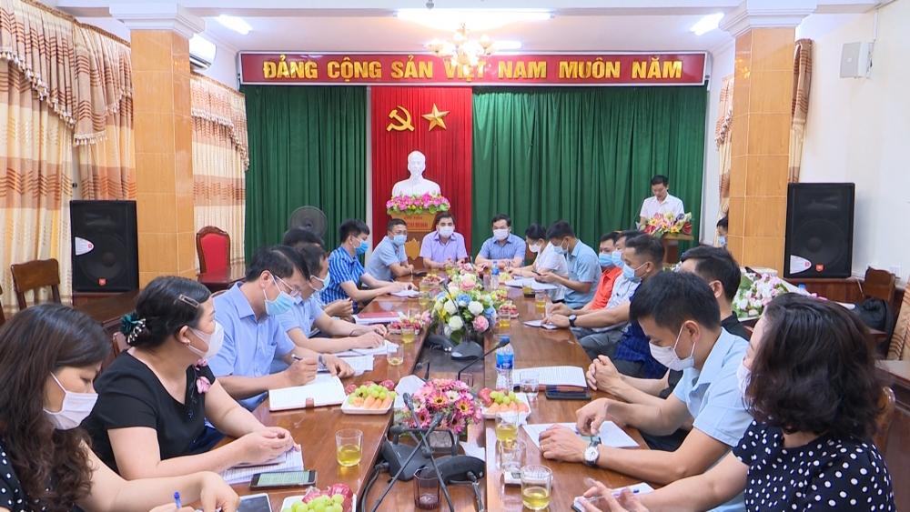 Hội nghị Ban Chấp hành Liên đoàn Lao động huyện Thường Tín lần thứ 14