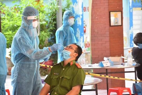 Sáng 10/7: Thêm 598 ca mắc Covid-19, cả nước đã có 26.608 bệnh nhân