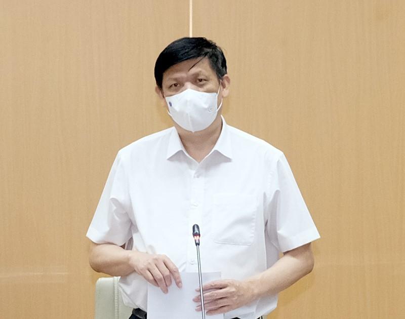 Bộ trưởng Bộ Y tế: Ngành y tế sẵn sàng lên đường tham gia hỗ trợ các địa phương chống dịch