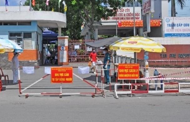 Thành phố Hồ Chí Minh triển khai thí điểm cách ly F0, F1 tại nhà