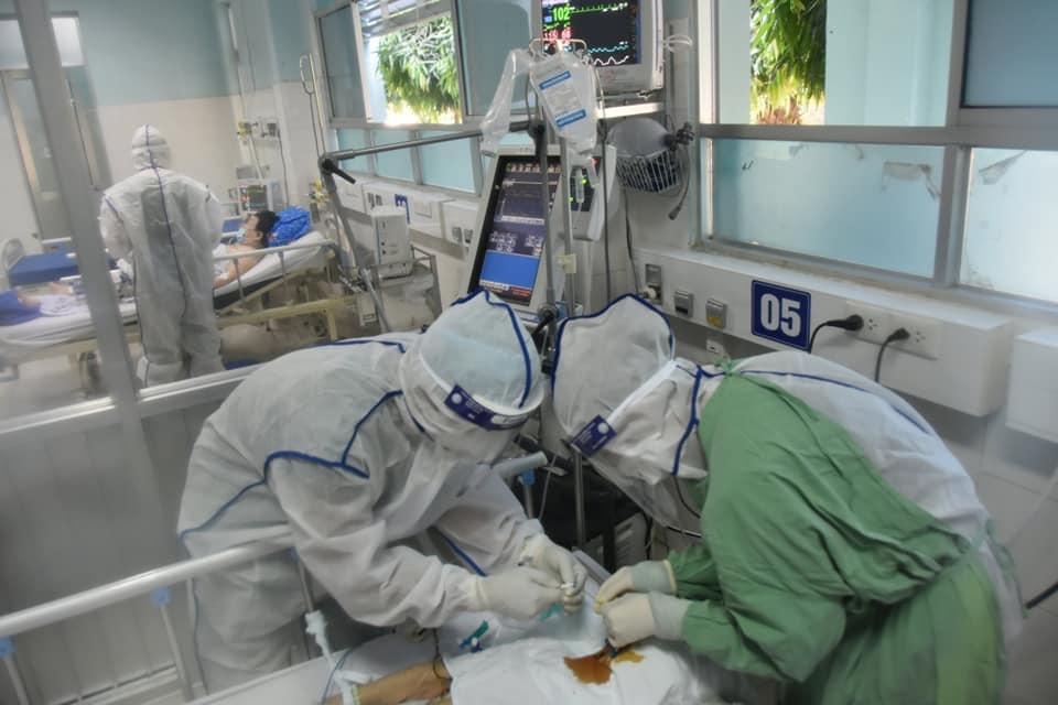Từ 7/6-15/7: Ghi nhận thêm 69 ca tử vong do Covid-19 tại thành phố Hồ Chí Minh