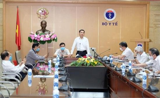 Nhanh chóng hoàn thiện để xem xét cấp phép khẩn cấp vắc xin Covid-19 Nano Covax của Việt Nam