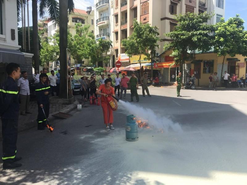 Hà Nội: Cảnh báo tình trạng cháy nổ tại nhà ở kết hợp kinh doanh