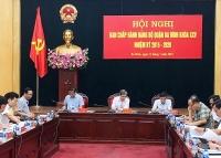 Chủ động triển khai công tác chuẩn bị Đại hội Đảng bộ quận lần thứ XXVI
