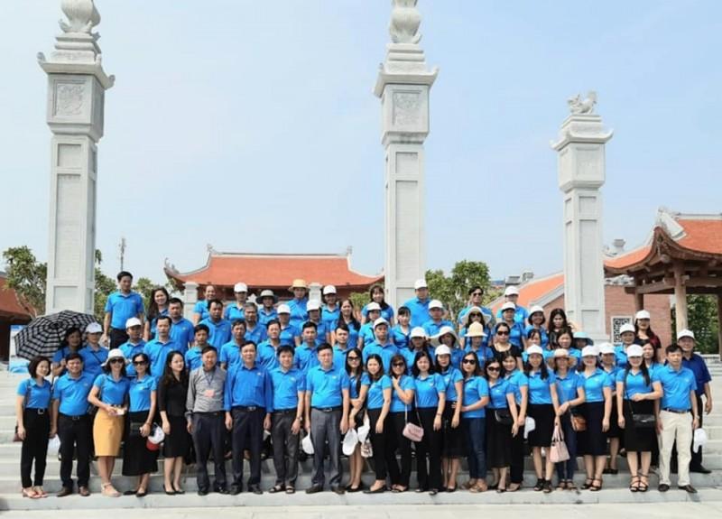 LĐLĐ huyện Phú Xuyên: Tổ chức học tập kinh nghiệm để nâng cao kiến thức chuyên môn