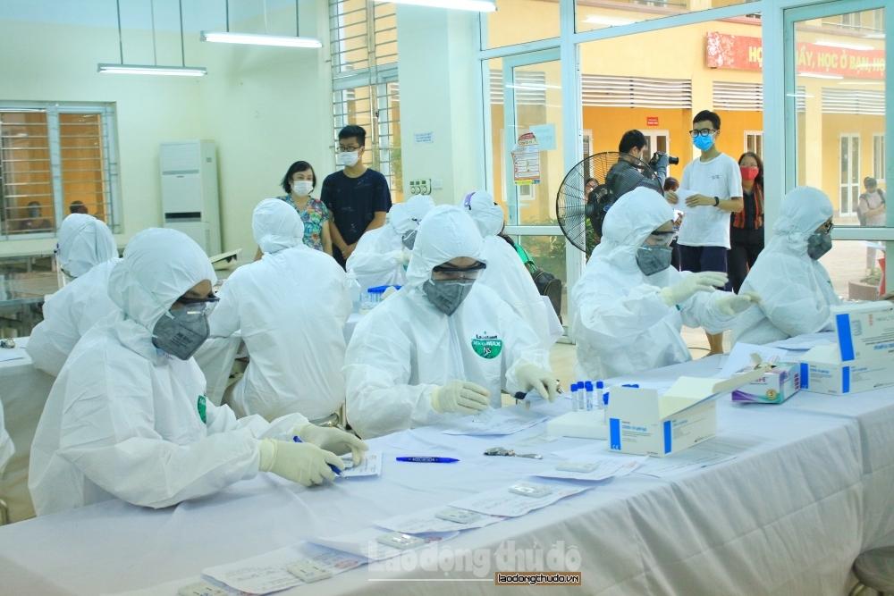 Thêm 3 trường hợp nhập cảnh mắc Covid-19 được cách ly ngay, Việt Nam có 866 ca bệnh