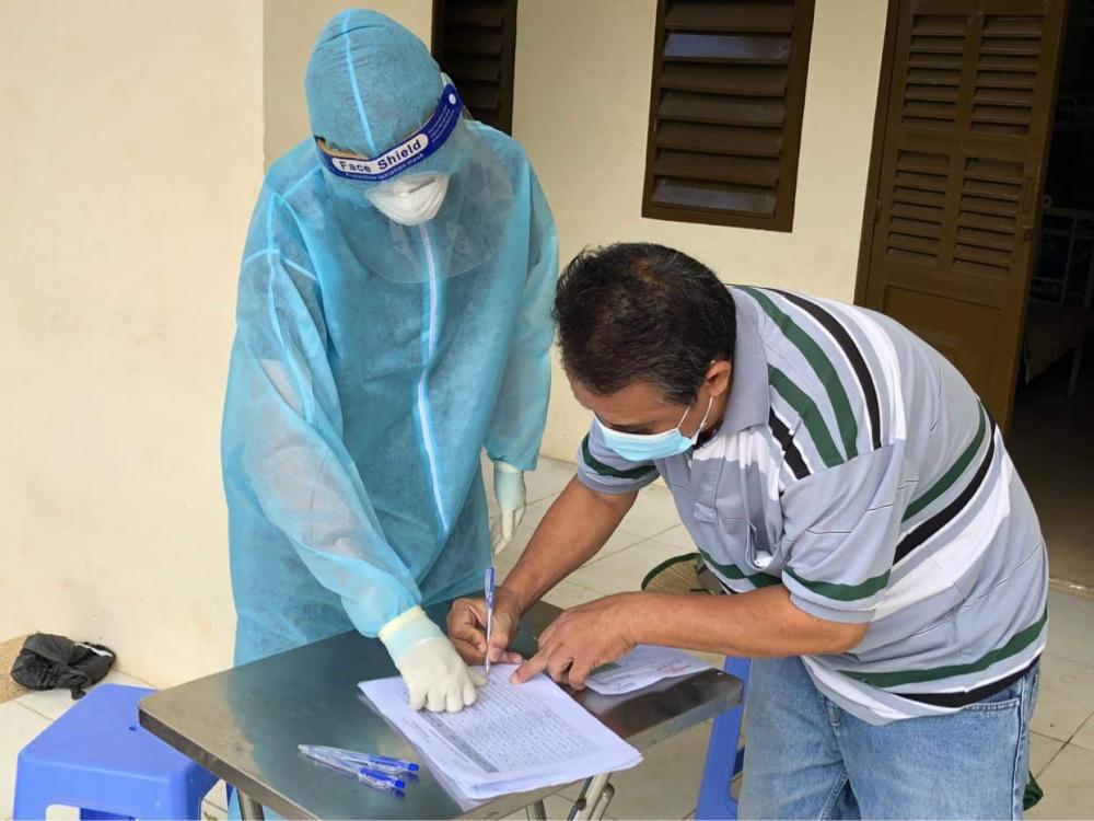Sáng 5/8: Có 3.943 ca mắc Covid-19, gần 7,6 triệu liều vắc xin đã được tiêm chủng
