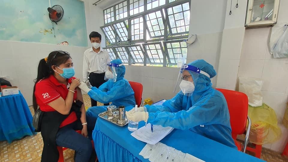 Sáng 3/8: Thêm 3.578 ca mắc Covid-19, gần 7 triệu liều vắc xin được tiêm chủng tại Việt Nam