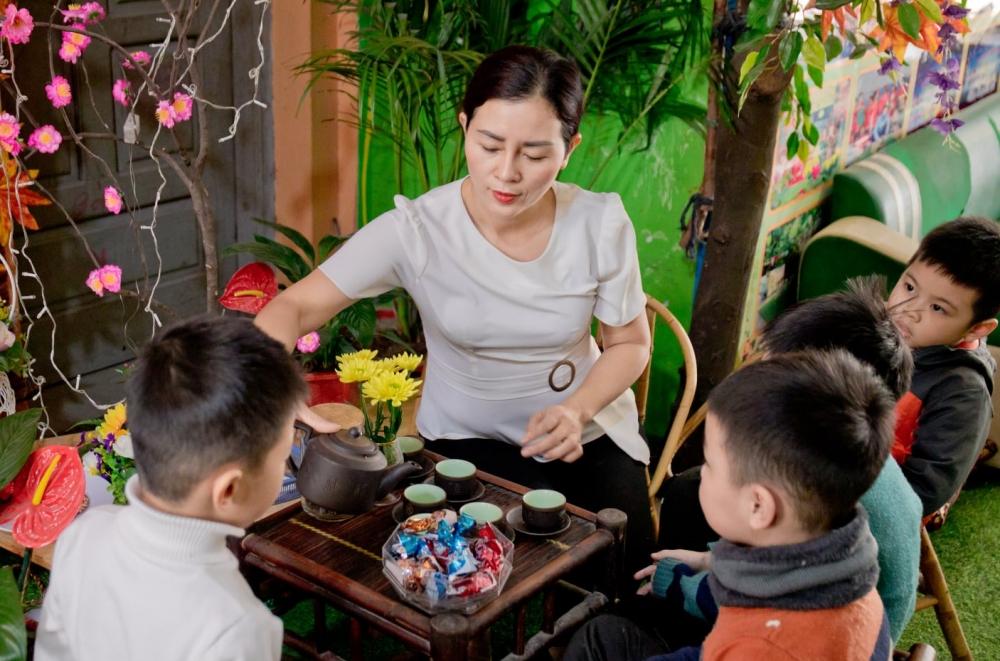Bài 2: Đề cao nét đẹp ứng xử trong mỗi gia đình