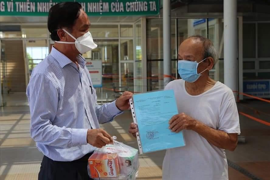 18 bệnh nhân Covid-19 tại Quảng Nam, Đà Nẵng được công bố khỏi bệnh