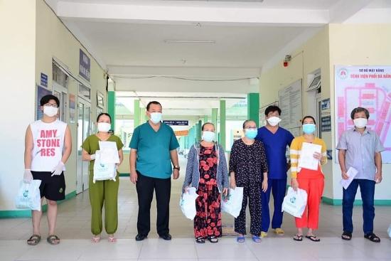 Thêm 11 bệnh nhân Covid-19 tại Đà Nẵng được công bố khỏi bệnh