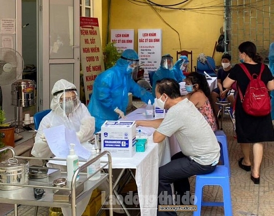 Thêm 2 ca mắc mới Covid-19, Việt Nam hiện có 1.548 bệnh nhân