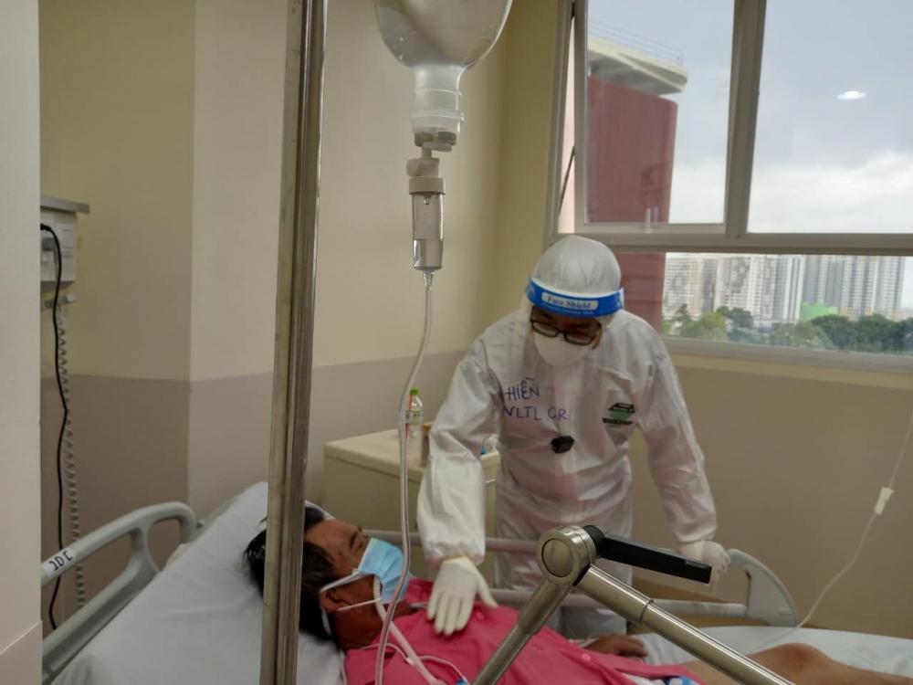 Dịch Covid-19 ngày 16/9: Số ca khỏi bệnh nhiều hơn số mắc mới