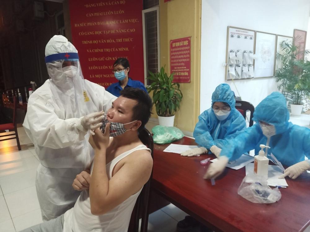 Ngày 30/9, Hà Nội ghi nhận 2 ca Covid-19 tại cộng đồng