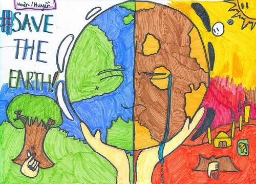 Bảo vệ môi trường bắt đầu từ thế hệ trẻ