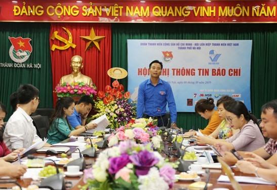 400 đại biểu dự Đại hội Hội Liên hiệp thanh niên Việt Nam Thành phố Hà Nội