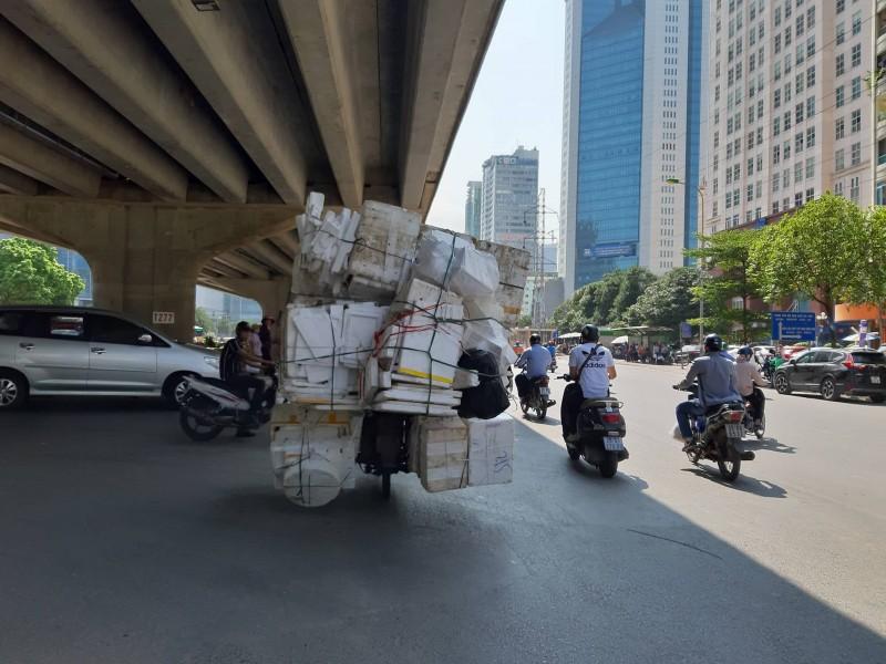nguy co tu xe cho hang cong kenh