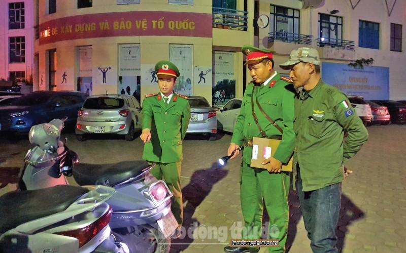 Giữ vững môi trường hòa bình, ổn định để phát triển Thủ đô