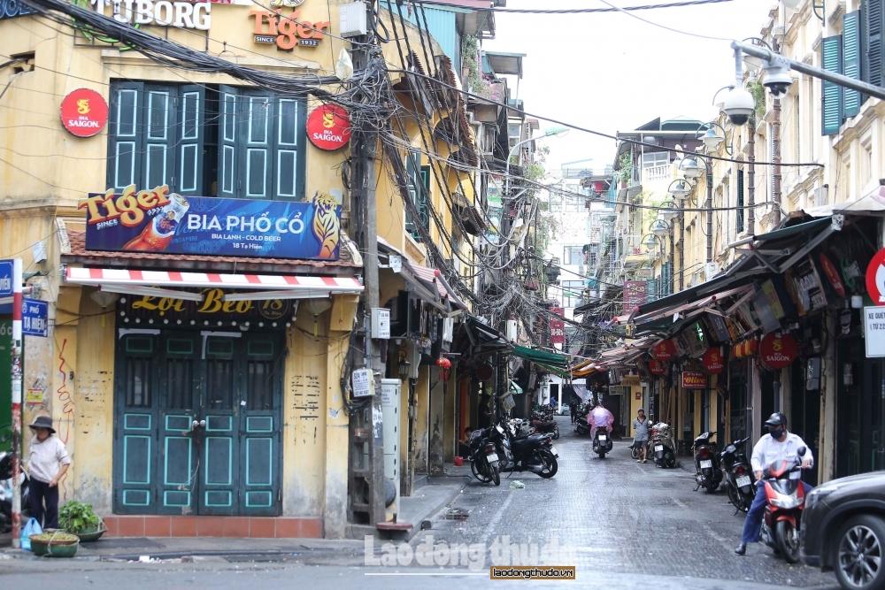 Phát huy giá trị khu phố cổ Hà Nội trong thời đại 4.0