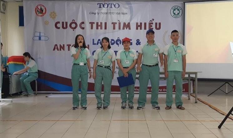 Chú trọng đảm bảo vệ sinh an toàn lao động cho đoàn viên