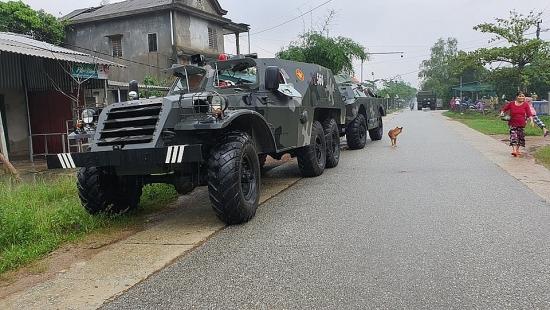 Thủ tướng Chính phủ chỉ đạo cứu nạn, khắc phục hậu quả sạt lở đất tại Thừa Thiên - Huế