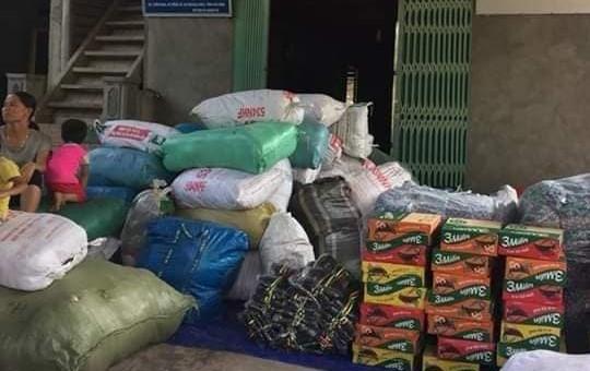 Cấp bổ sung 6.500 tấn gạo cho 4 tỉnh miền Trung